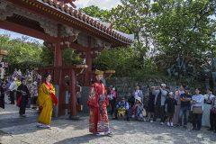 2014 Shurijo Castle Festival 首里城祭