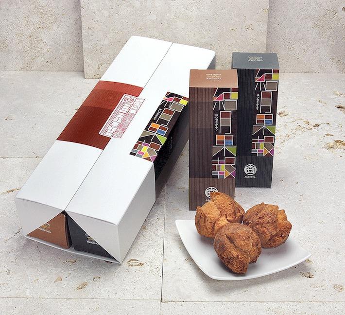 沖縄伝統菓子・サーターアンダギー